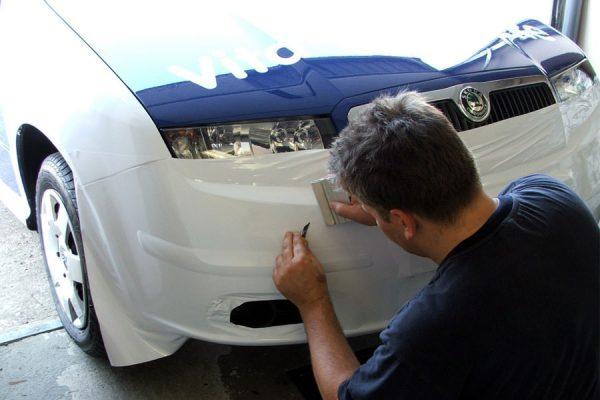 Car-Wrapping mit Premiumfolien von 3M. Schutz und Design im Vordergrund