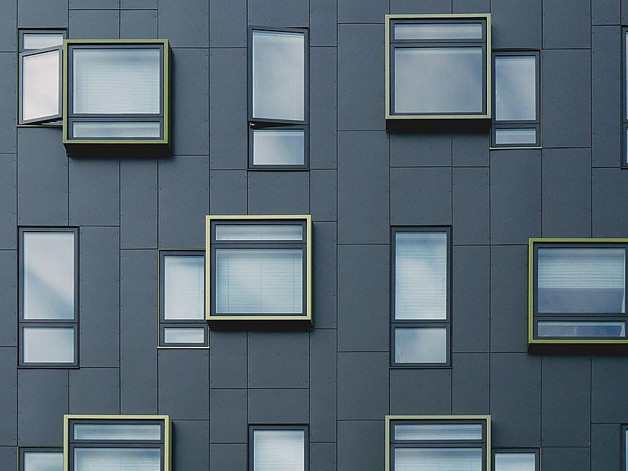 Aussenfolien für Fassaden übertreffen alle Erwartungen
