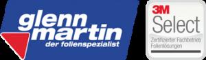 Logo vom Folienspezialisten auf der Insel Rügen: Glenn Martin Trim-Line Design