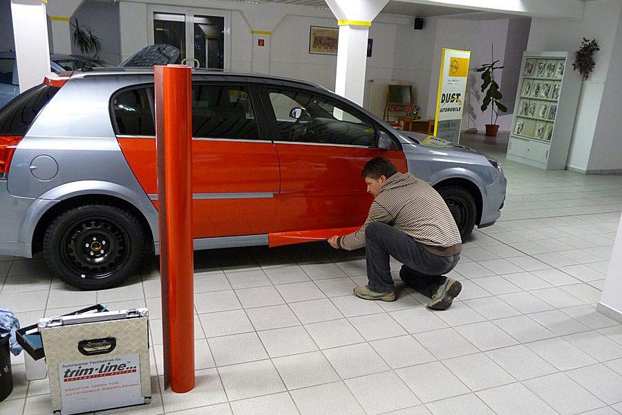 Auto Folierung. Transporter Folierung. Car Wrapping mit 3M Folie in Premiumqualität