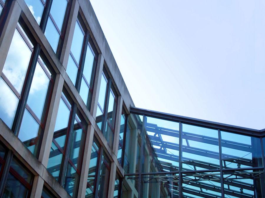 Sonnenschutzfolien für Gebäude von Trim-Line Design auf der Insel Rügen