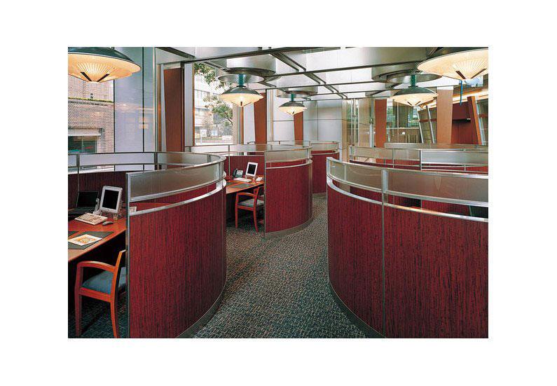 Möbel Folierung zum Beispiel in Restaurants, Hotelzimmer.