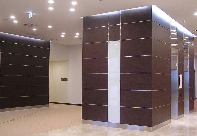 Möbel Folierung in Hotelzimmern, Krankenhäuser z.B.